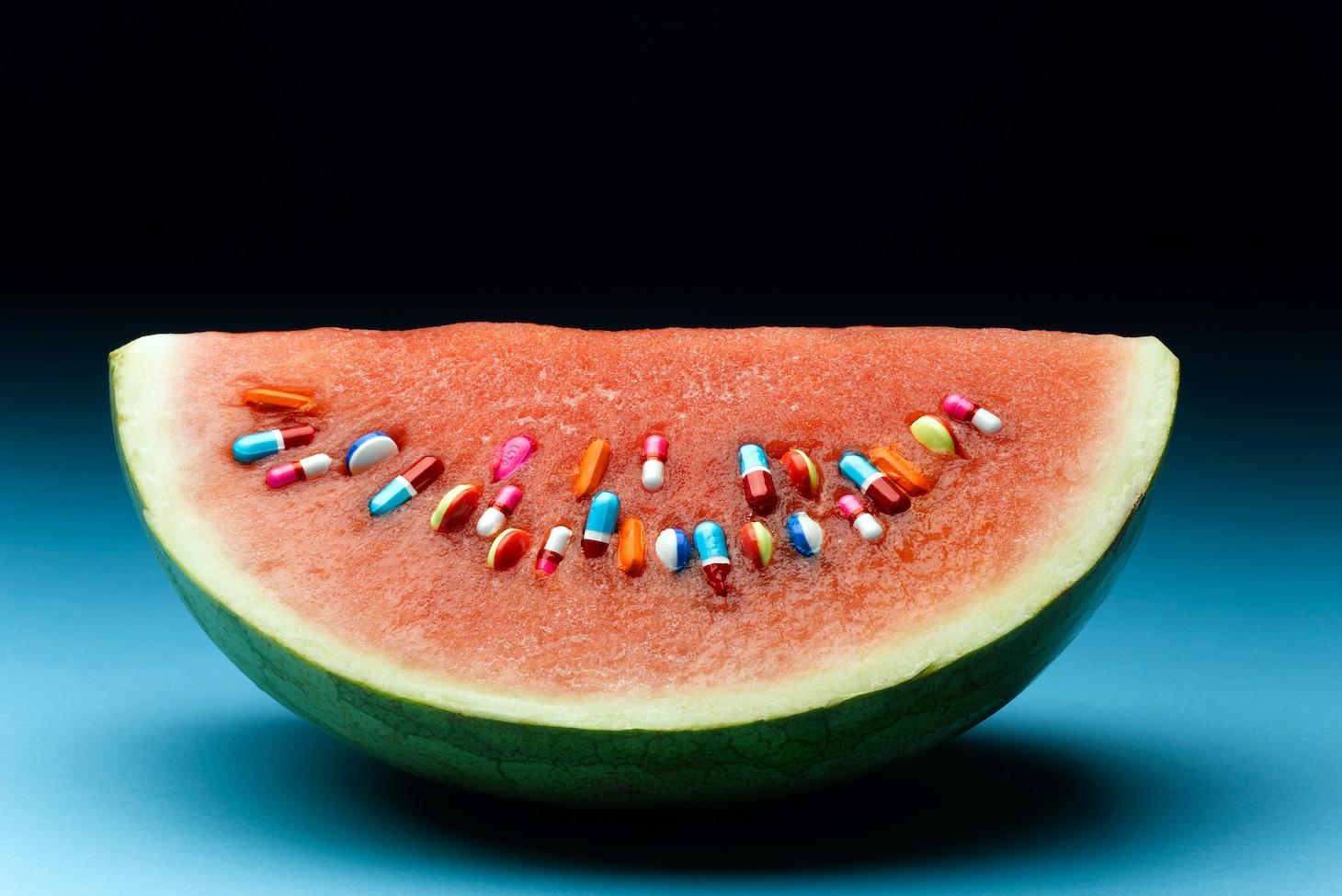 тренировки и прием витаминов