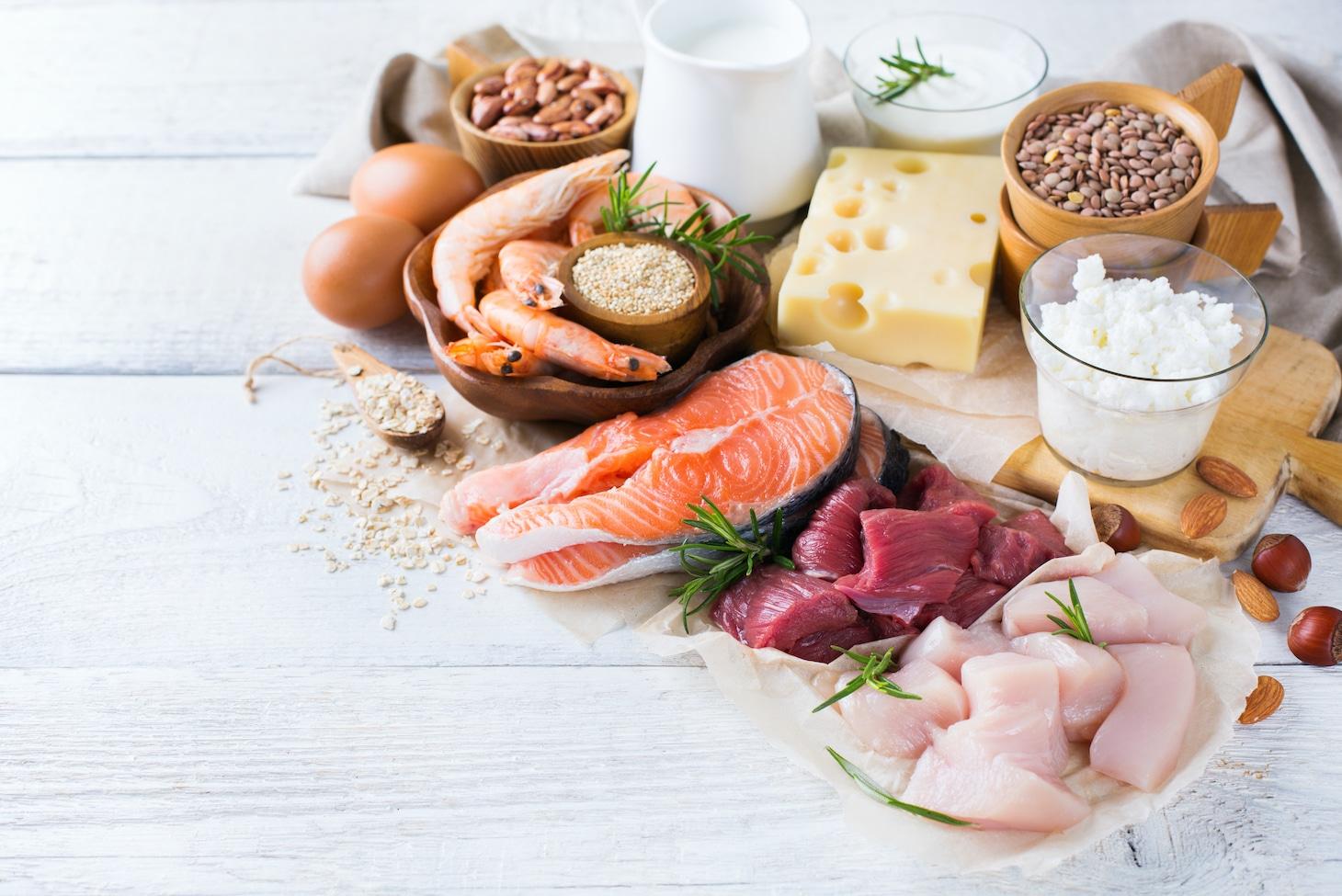 Белок и его роль в питании