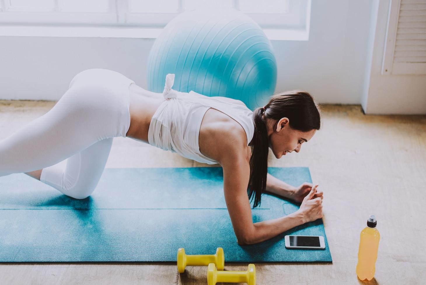 Как тренироваться, чтобы избавиться от жира