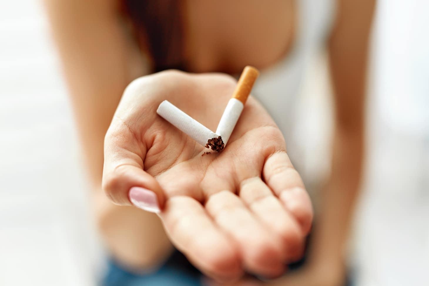 сигареты и фитнес