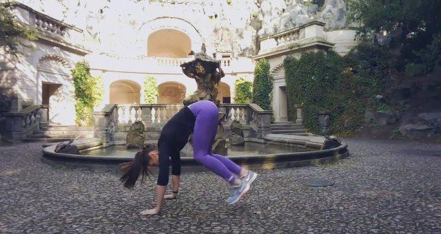 упражнение прыжок в планку/из планки для похудения