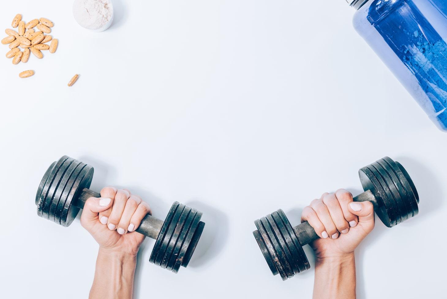 Как правильно подобрать вес отягощений девушке